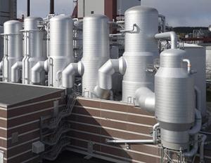 pulp mill evaporation plant