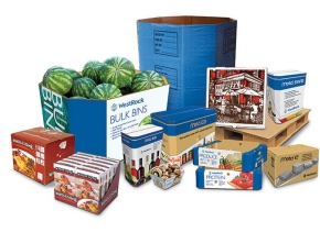 WestRock corrugated containers