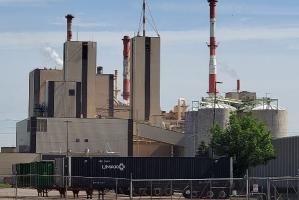 Wisconsin Rapids Paper Mill