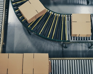 Cascades corrugated packaging