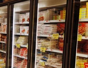 frozen food paper packaging