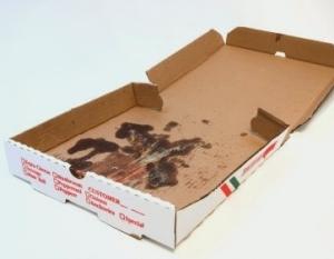 Pizza Box - recycling