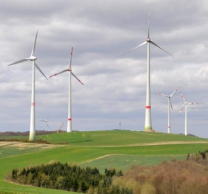 wind farm in Germany
