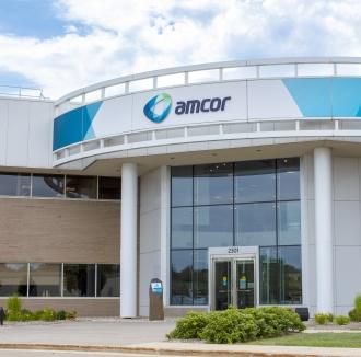 Amcor Innovation Center in Neenah, Wisconsin