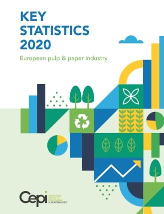 KEY STATISTICS 2020 - European pulp & paper industry
