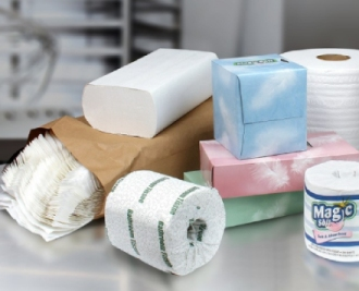 Clearwater Paper - Away from Home products