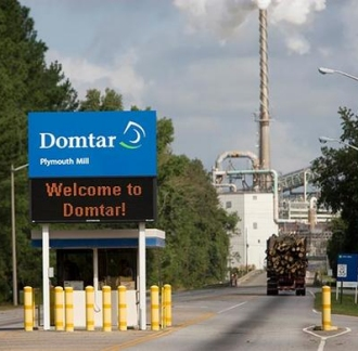 Domtar Plymouth Mill