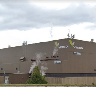 Duluth paper mill