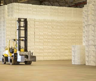 Eldorado Brasil pulp storage