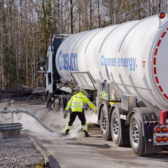Essity biogas delivery