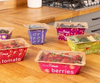 Graphic Packaging ProducePack Punnet trays