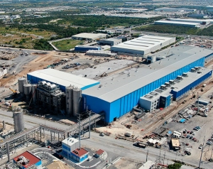 Grupo Gondi paper mill in Monterrey, Mexico