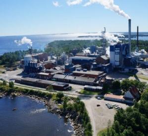 Rottneros Vallvik pulp mill
