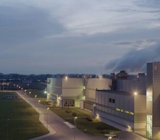 Sachsen Paper Mill in Eilenburg, Germany