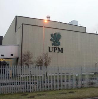 Shotton paper mill