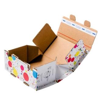 Smurfit Kappa Postal Pack
