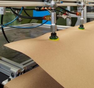 Sonoco paperboard sheets