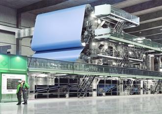 Valmet board machine