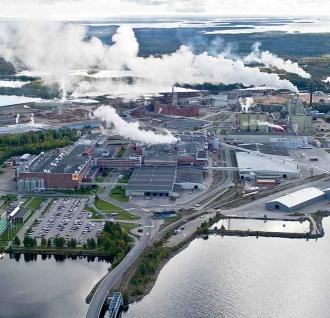 Veitsiluoto Paper Mill