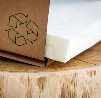 Stora Enso - cellulose foam