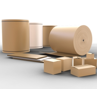 containerboard and linerboard