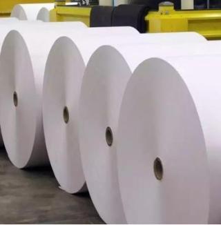 reels of paper