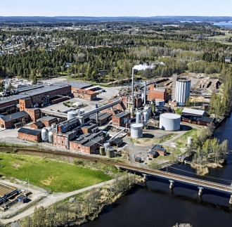 Nordic Paper Säffle Mill