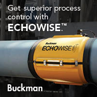 Advanced Process Control with Sonar-based Technology
