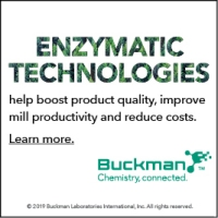 Buckman - Enzymatic Technologies for Pulp and Paper