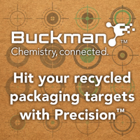 Buckman - Precision production aids for recycled packaging