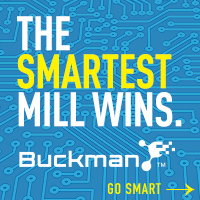 Buckman Smart Solutions for Pulp and Paper