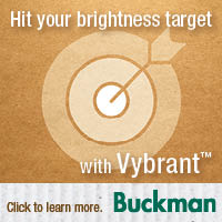 Improve Kraft pulp brightness with Buckman's Vybrant enzymatic bleaching technologies