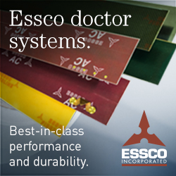 Essco, we engineer our doctor blades for greater reliability and consistent performance
