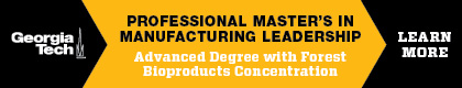 Professional Master's Degree in Manufacturing Leadership