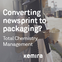 Kemira Total Chemistry Management (TCM) for every phase of your paper machine's lifecycle