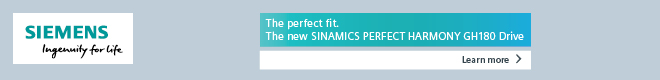 Siemens - SINAMACS PERFECT HARMONY drives