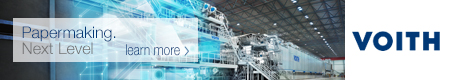 Voith - Setting the course today for the papermaking of tomorrow